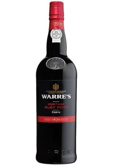 WARRE`S HERITAGE RUBY PORT