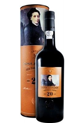 DONA ANTÓNIA OLD TAWNY 20 YEARS