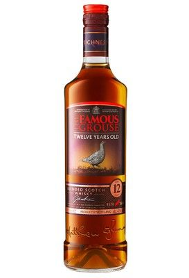 THE FAMOUS GROUSE 12 YEARS OLD