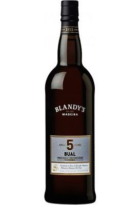 BLANDY'S 5 YEARS BUAL