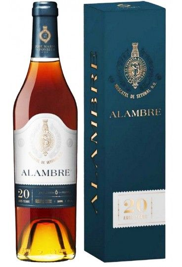 ALAMBRE 20 YEARS